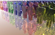 3D Glass Imaginations Wallpapers C9fa09107965839