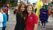 Debby Ryan-Co-Hosting Houston Thanksgiving day Parade November 25, 2010