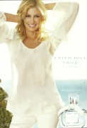 Faith Hill-True Perfume Advert