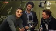 Take That à la radio DJ Italie 23/11-2010 4806aa110832288