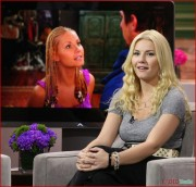 Elisha Cuthbert on The Marilyn Denis Show in Toronto 03/30/11