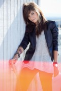 Christina Perri - Teen Vogue, May 2011 - X 1