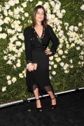Юлия Рестойн Ройтфельд, фото 12. Model Julia Restoin-Roitfeld attends the CHANEL Tribeca Film Festival artisits dinner at The Odeon on April 25, 2011 in New York City., photo 12