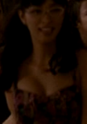 Christian Serratos - busty cleavage from TWILIGHT SAGA:  Eclipse (6 non-HD caps)