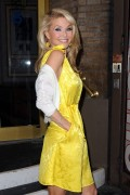 Кристи Бринкли, фото 127. Christie Brinkley - seen out and about in New York City - May 21, foto 127