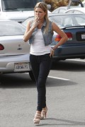 Sophie Monk In Tight Jeans @At A Radio Station & Fox 5 TV in San Diego May 20th HQ x 10