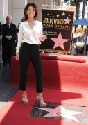 Shania Twain by Casa Twain: Shania receiving her Hollywood Walk of Fame star. June 2 2011