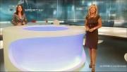 Ulrike von der Groeben---01.06.2011--dress--legs--RTL (Germany)