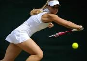 Сабина Лисицки, фото 32. Sabine Lisicki Wimbledon 2011 - SemiFinal Match, photo 32