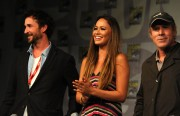 Мун Бладгуд, фото 110. Moon Bloodgood Cast Of TNT's Falling Skies At Comic-Con - July 22, 2011, foto 110