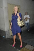 Иванка Трамп, фото 686. Ivanka Trump walks into the Today show in New York City - 18.08.2011, foto 686