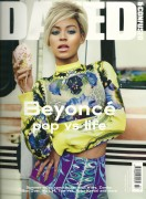 Beyonce Knowles-Dazed and Confused July 2011