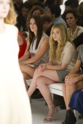 0cc382149728577 Ashley Greene and Chloe Moretz @ Calvin Klein Spring 2012 fashion show, Sept 15 high resolution candids