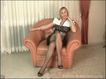 exclusive Nylon Pantyhose & Stockings erotic clips
