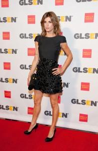 Элизабетта Каналис, фото 1143. Elisabetta Canalis the 2011 'GLSEN Respect Awards' in LA, 21.10.2011, foto 1143