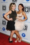Ариана Гранде, фото 401. Ariana Grande Project Angel Food's 2011 Divine Design Gala in in Beverly Hills - 07.12.2011*with Jennette McCurdy, foto 401,