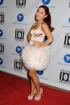 Ариана Гранде, фото 393. Ariana Grande Project Angel Food's 2011 Divine Design Gala in in Beverly Hills - 07.12.2011*with Jennette McCurdy, foto 393,